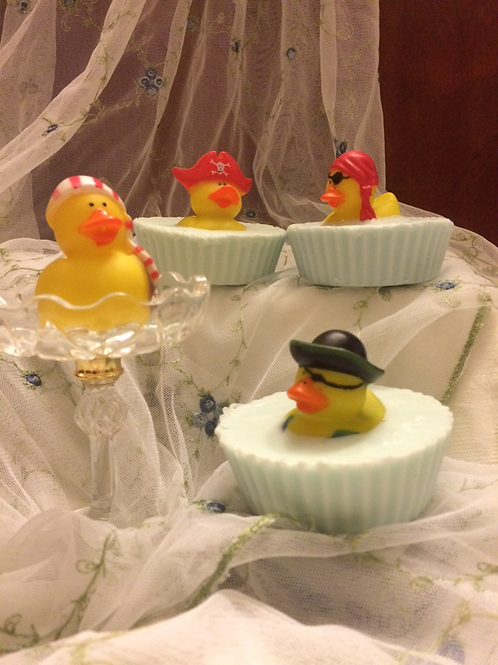 Pirate Ducky Soap
