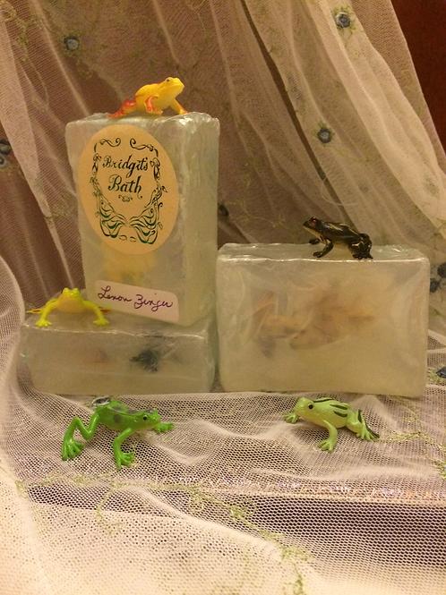 Frog Critter Soap