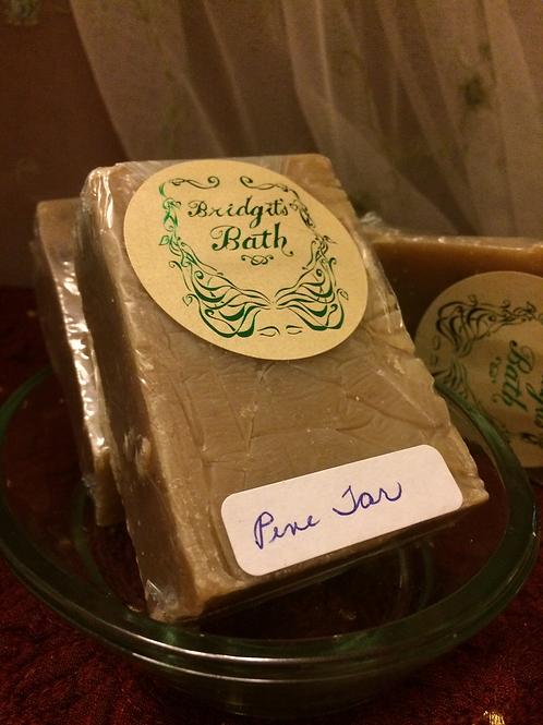 Pine Tar Bath Soap