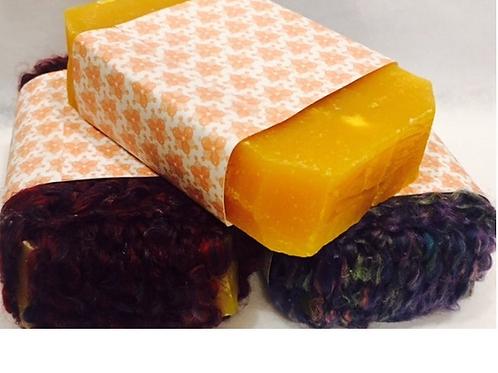Sandalwood-Rose-Frankincense Soap