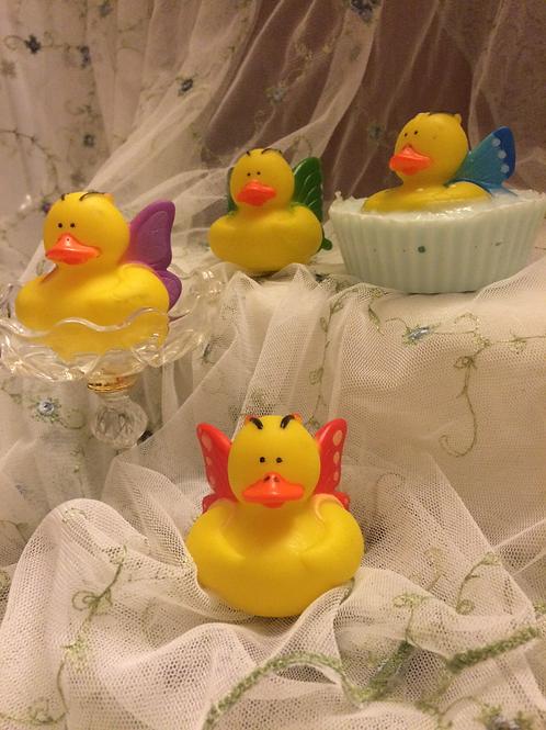 Butterfly Ducky Soap
