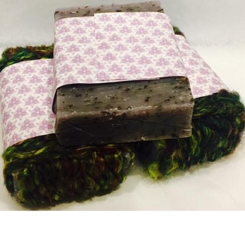Lavender-Peppermint Soap