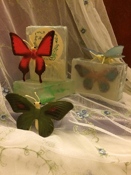 Butterfly Critter Soap