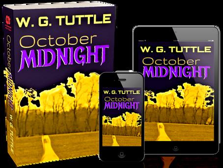 New horror novel October Midnight released