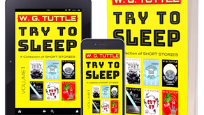 Try To Sleep Short Story Compilation Released