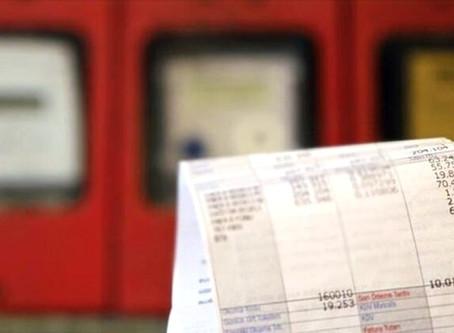 Elektrik faturaları ile ilgili flaş açıklama! 106 lira...