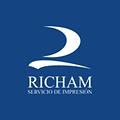 Logotipo Richam