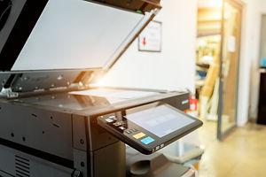impresora y fotocopiadora richam