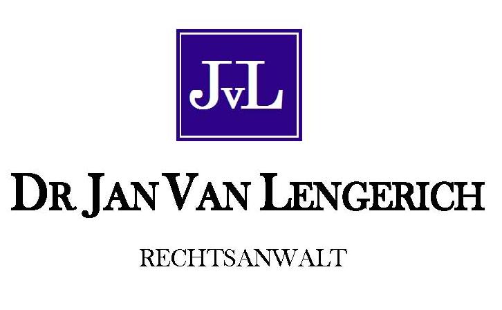 Kosten Pflichtverteidiger - Dr. Jan van Lengerich