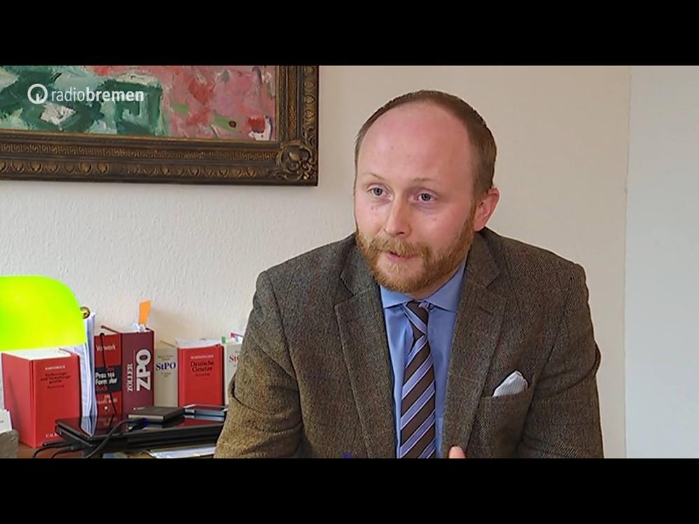 Fernsehbericht Dr. Jan van Lengerich, Entscheidung des Europäischen Gerichtshofes in Luxemburg