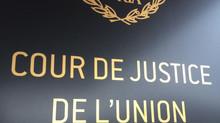 Verfahren vor dem Europäischen Gerichtshof in Luxemburg