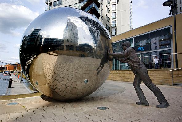 The Ball, Royal Armouries Leeds
