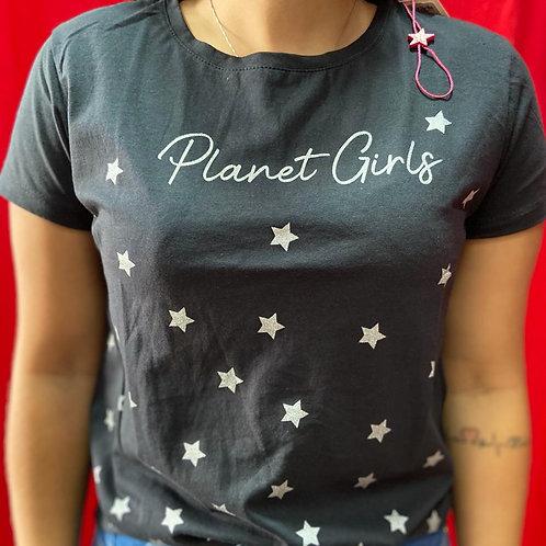 T-SHIRT PLANET GIRLS