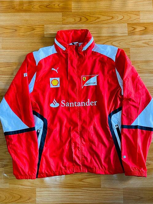 Corta Vento Santander / Shell