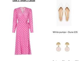 One Dress, 3 Ways to Wear