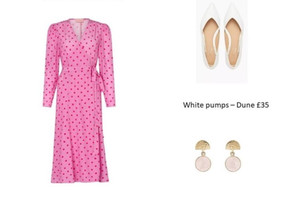 One Dress, 3 Ways to Wear