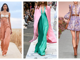 6 of the Most Wearable Trends, Spring / Summer 2021