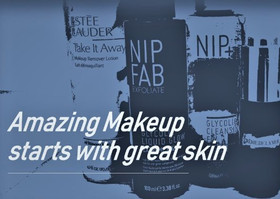 Amazing Makeup starts with great skin