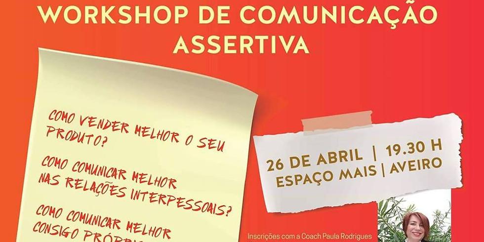 Workshop- Comunicação Assertiva- Coaching &PNL
