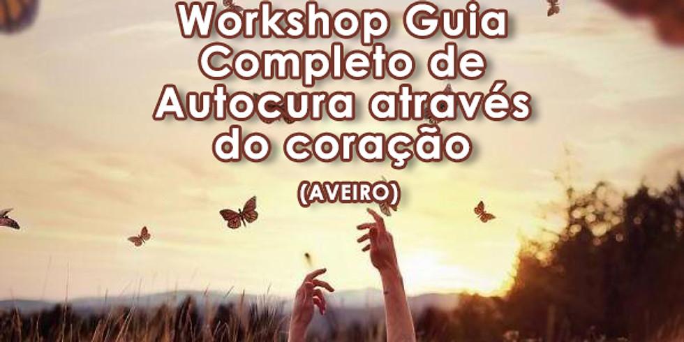 Workshop Guia Completo de Autocura através do coração (AVEIRO)