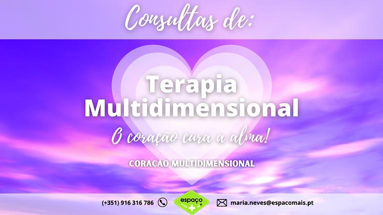 Consultas de Terapia Multidimensional