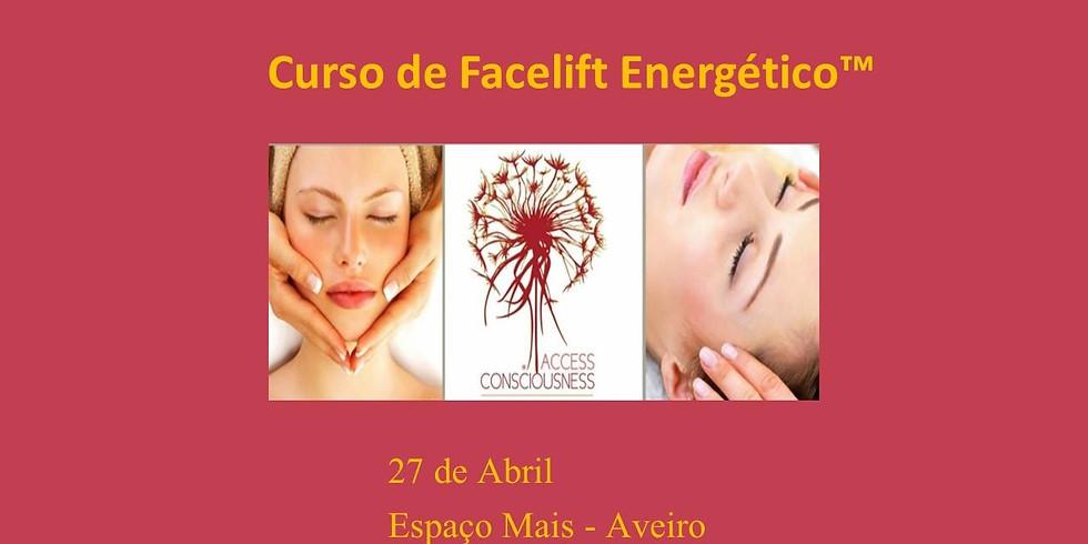 Formação: Facelift Energético, (Access Consciousness)™ terapia.