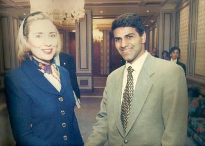 Hakan Evin Hillary Clinton