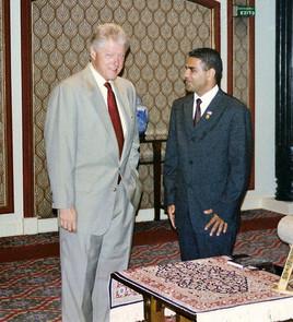 Hakan Evin Bill Clinton