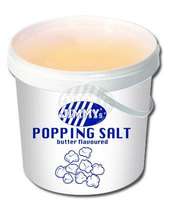 Popkorna sāls Jimmy's | 10 kg