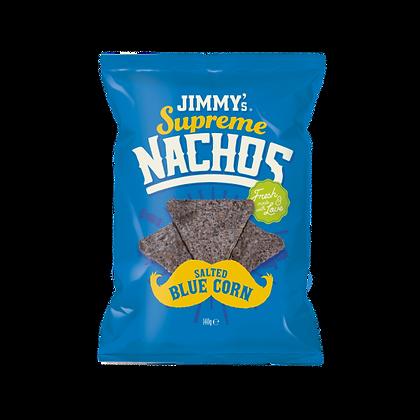 Supreme Nachos_zilā kukurūza_12 x 140 gr