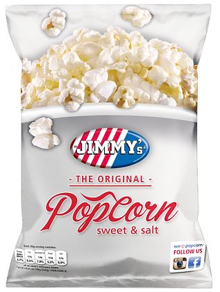 The Original popkorns saldais & sāļais | 12 gb.