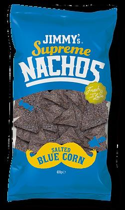 Nacho čipsi no zilas kukurūzas | 14 x 400 g
