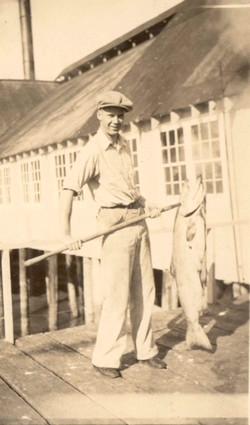Fishing in Price William Sound