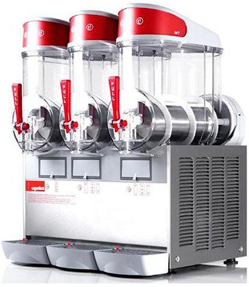 Slush Ice dzērienu aparāts ar 3 tvertnēm