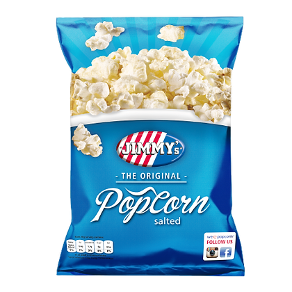 The Original popkorns sāļais   12 gb.