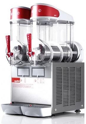 Slush Ice dzērienu aparāts ar 2 tvertnēm