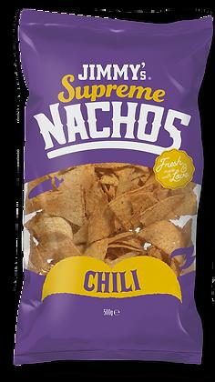 Nachos čipsi ar čili garšu | 12 x 500g