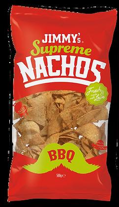 Nachos čipsi ar BBQ garšu   12 x 500 g