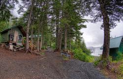 Port Ashton Lodge Cabin