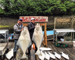 Port Ashton Lodge Fish