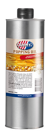 Popkorna eļļa / 1 litrs