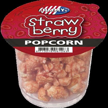 Taste of JIMMY's_Popkorns Zemeņu | 12gb.