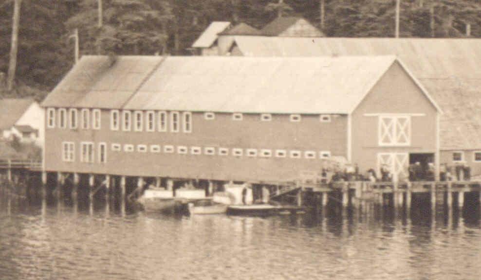 History of Port Ashton Lodge