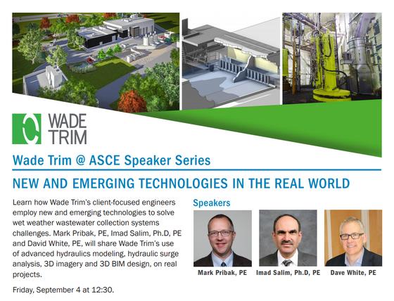 Wade Trim @ Speaker Series 2020 - 09/04 12:30pm