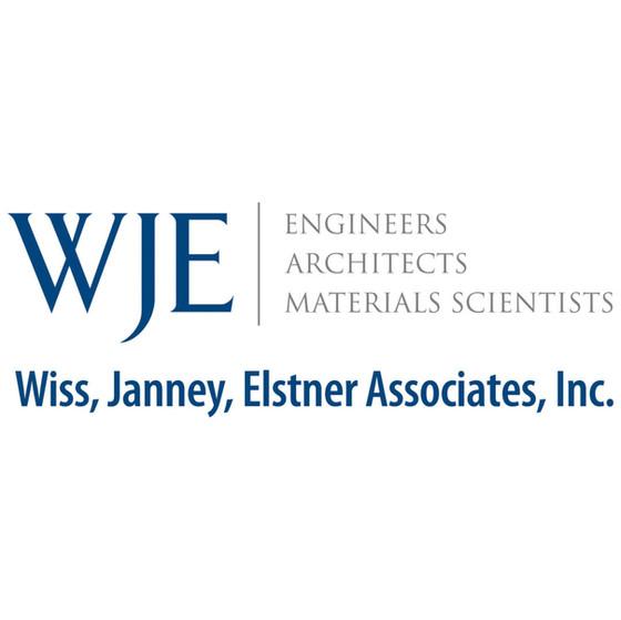 WJE @ ASCE Speaker Series 2021 - 4/16, 12:30pm