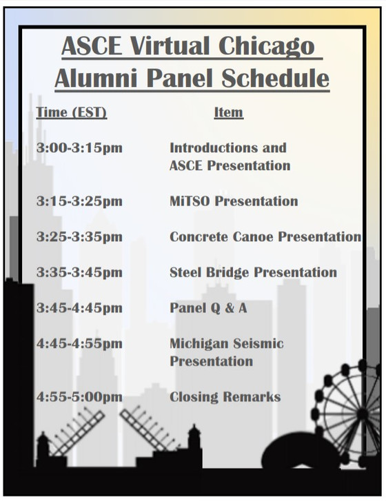 Virtual Chicago Alumni Panel 2021