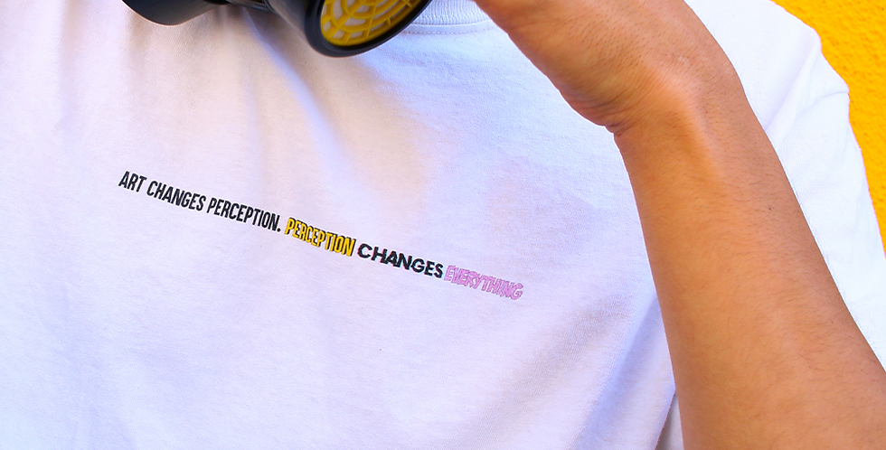 Art Changes Everything Tee