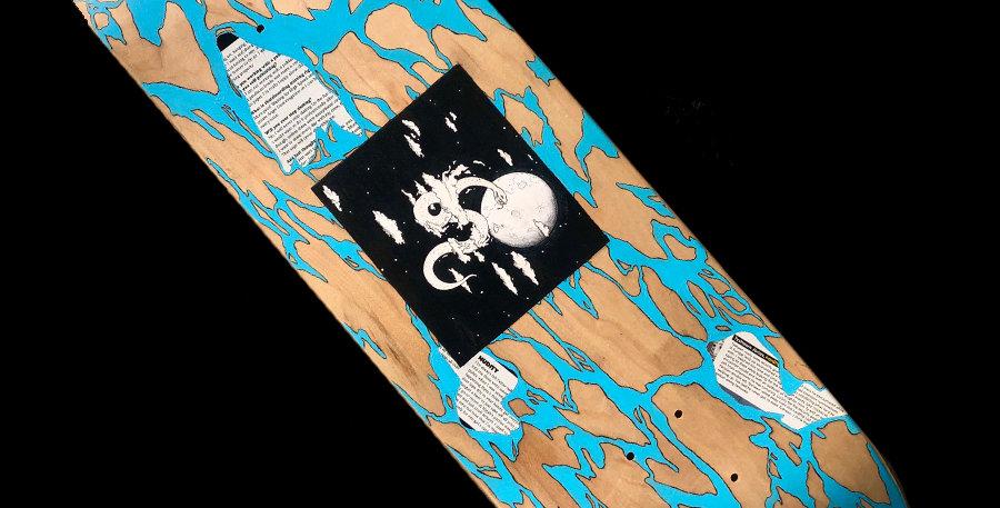 """""""LOOM"""" Original Hand-Painted Deck"""