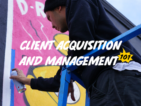 Get More Clients in Your Art Business & Manage Them Effectively (2021)