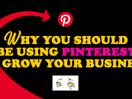 Why You Should Be Using Pinterest Marketing Strategies to Grow Your Business